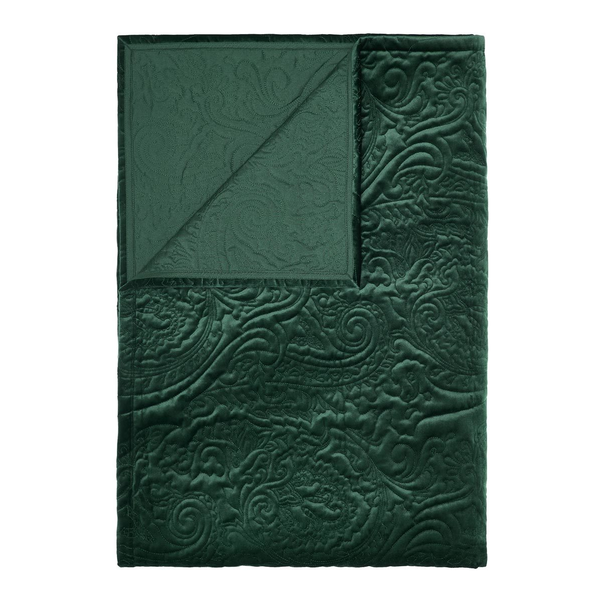 Essenza Tagesdecke Roeby pine green