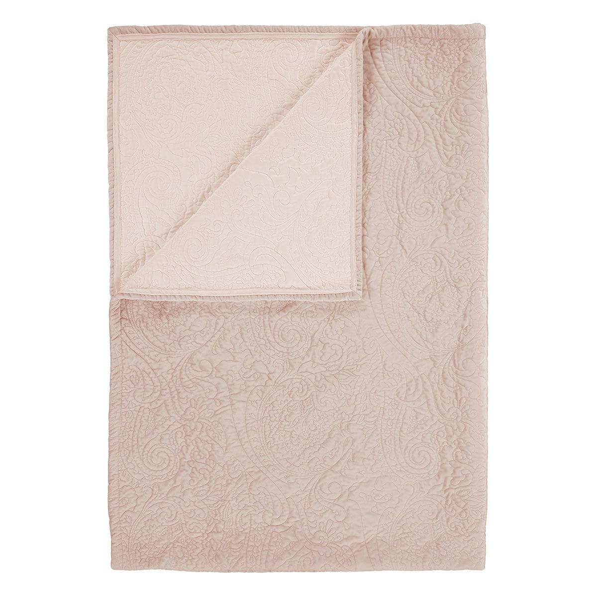 3072033acb Essenza Tagesdecke Roeby rose günstig online kaufen bei Bettwaren Shop