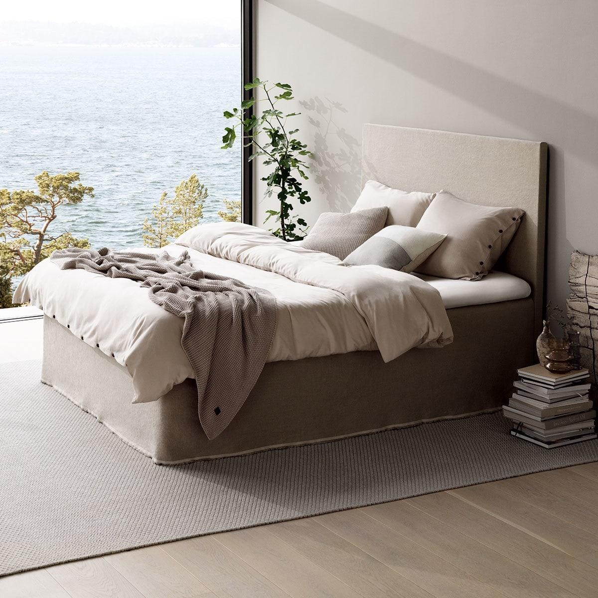 marc o polo tencel bettw sche vora oatmeal g nstig online kaufen bei bettwaren shop. Black Bedroom Furniture Sets. Home Design Ideas