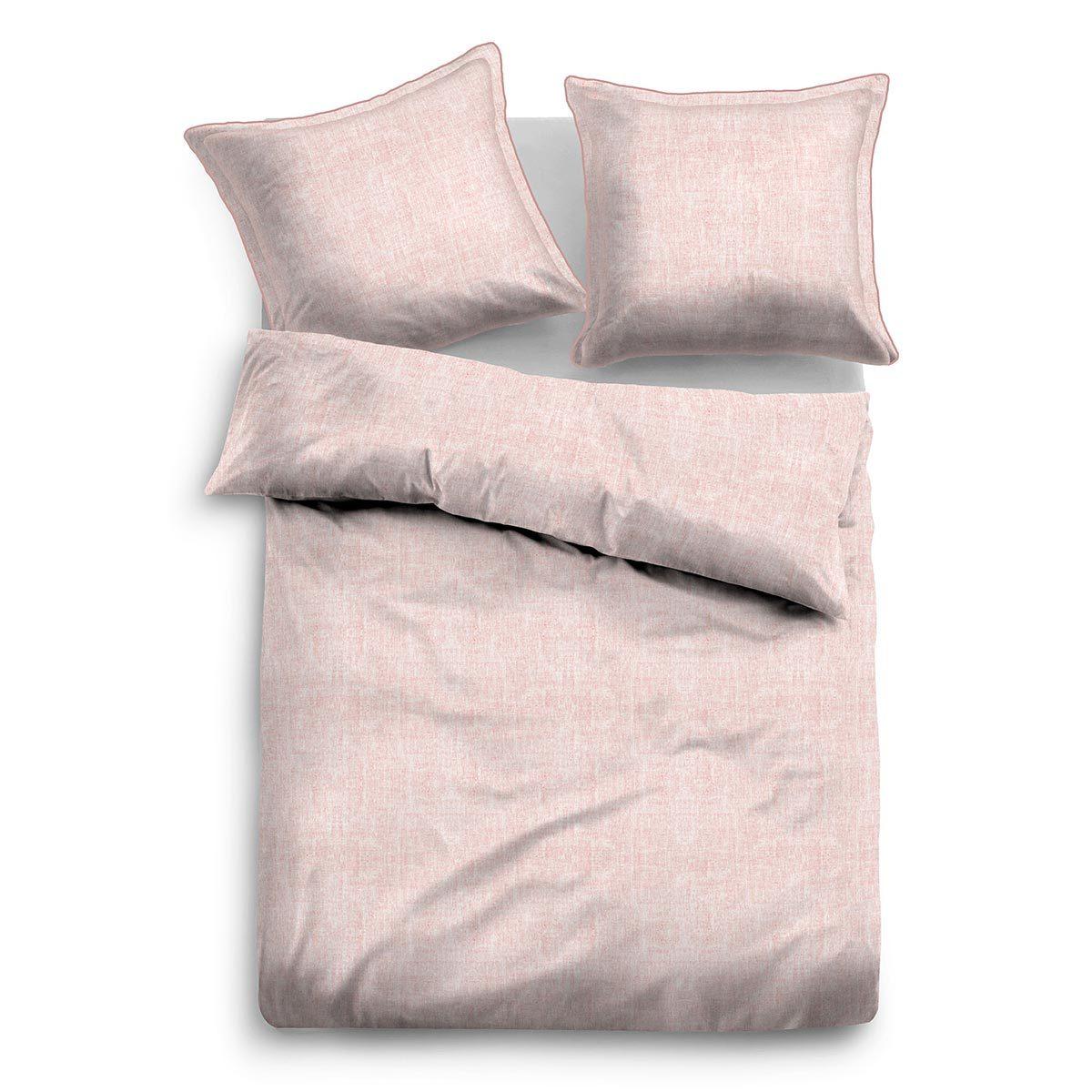 tom tailor uni bettw sche 49853 841 rose g nstig online kaufen bei bettwaren shop. Black Bedroom Furniture Sets. Home Design Ideas