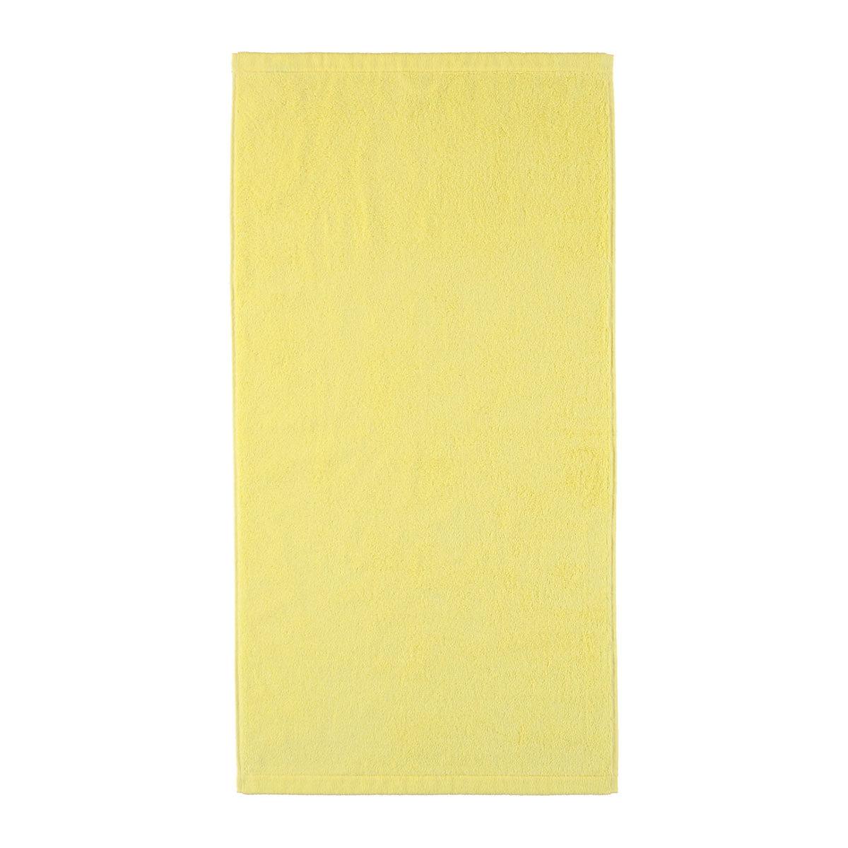 Cawö Uni Handtuchserie Lifestyle 7007 lemon