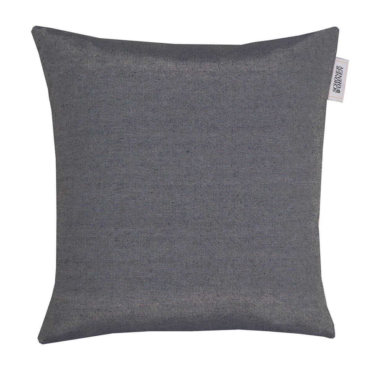 sch ner wohnen uni kissenh lle mono g nstig online kaufen bei bettwaren shop. Black Bedroom Furniture Sets. Home Design Ideas