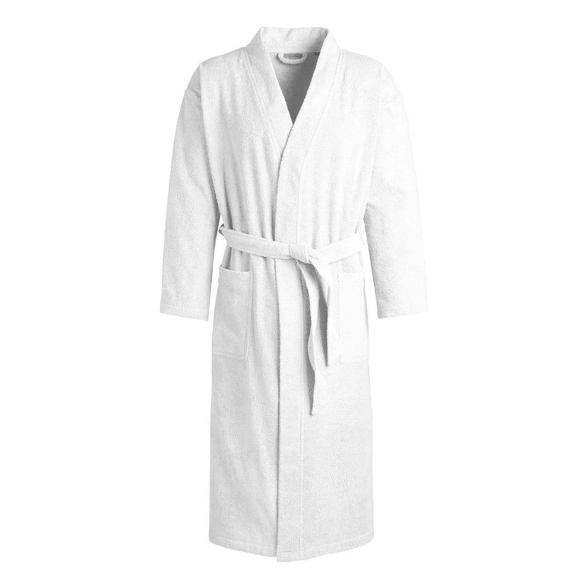 Egeria Unisex Kimono Topas white