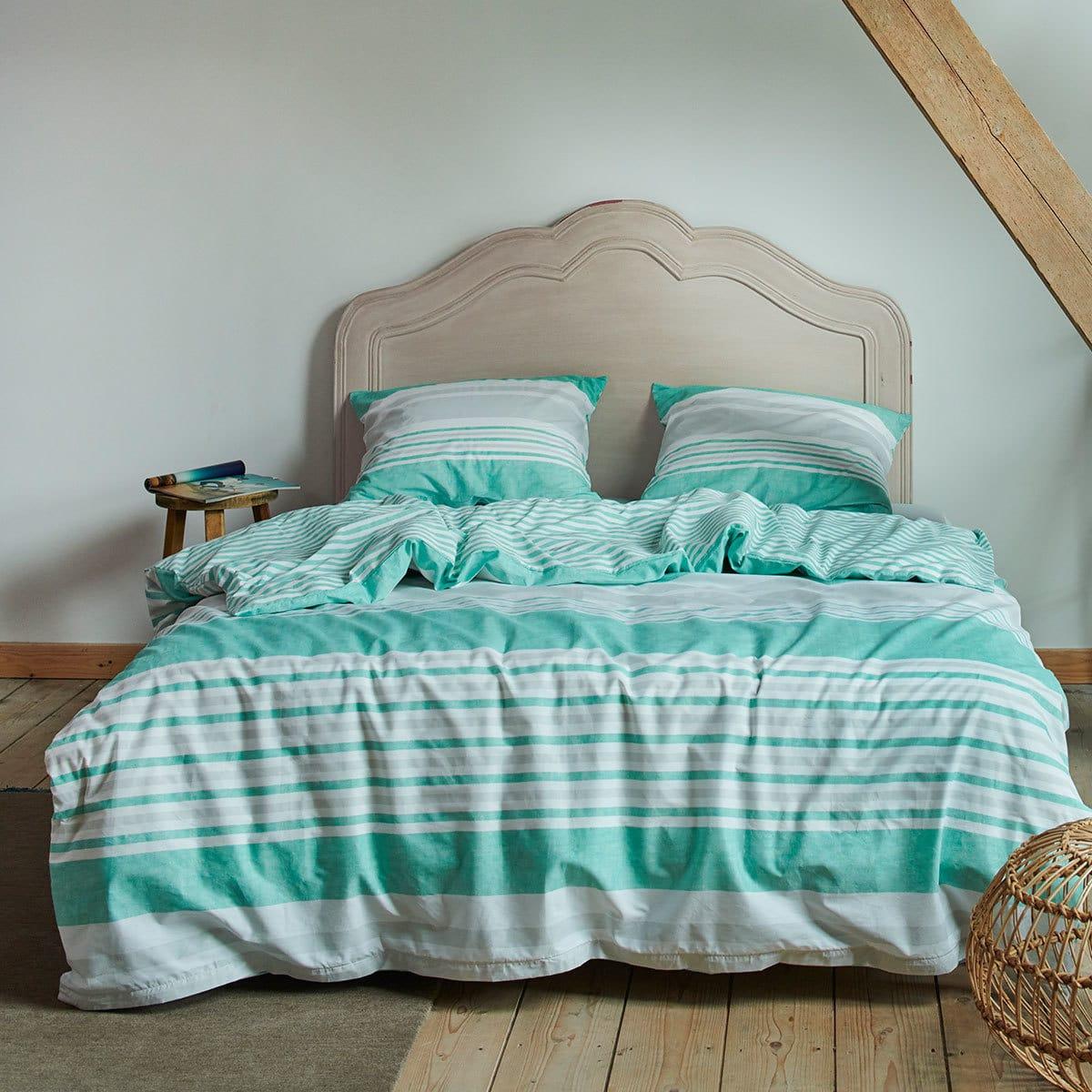 esprit wendebettw sche celia aqua g nstig online kaufen. Black Bedroom Furniture Sets. Home Design Ideas