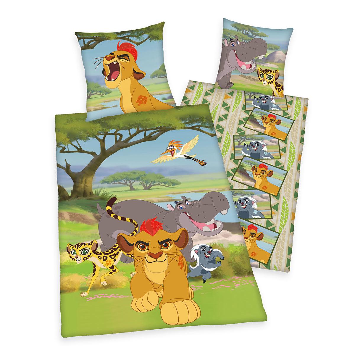 herding wendebettw sche disney lion guard g nstig online. Black Bedroom Furniture Sets. Home Design Ideas