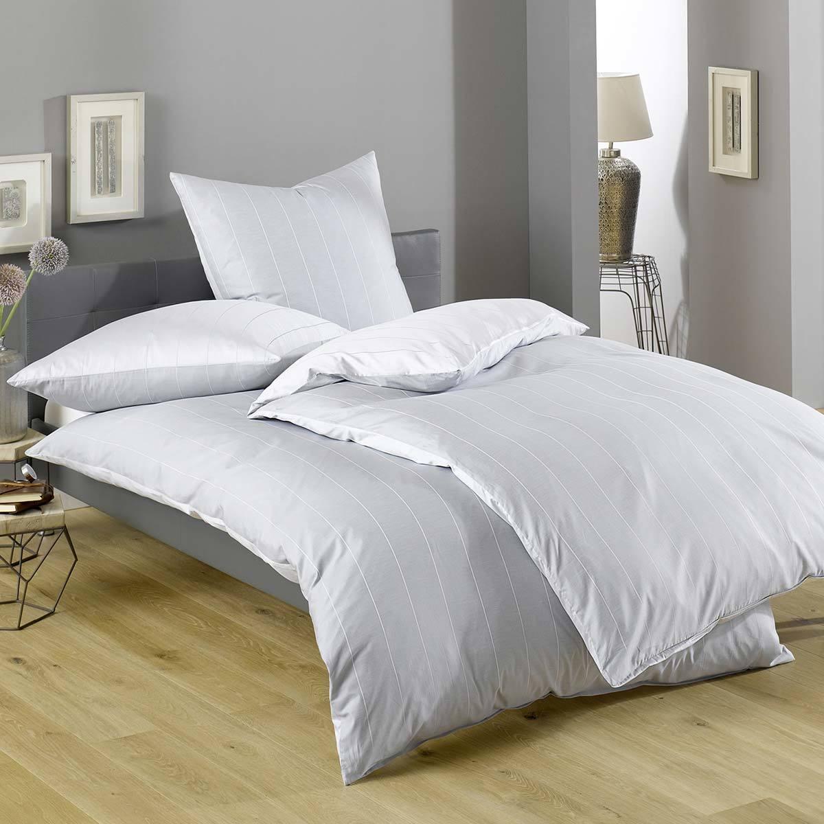 lorena wendebettw sche monaco grau g nstig online kaufen bei bettwaren shop. Black Bedroom Furniture Sets. Home Design Ideas