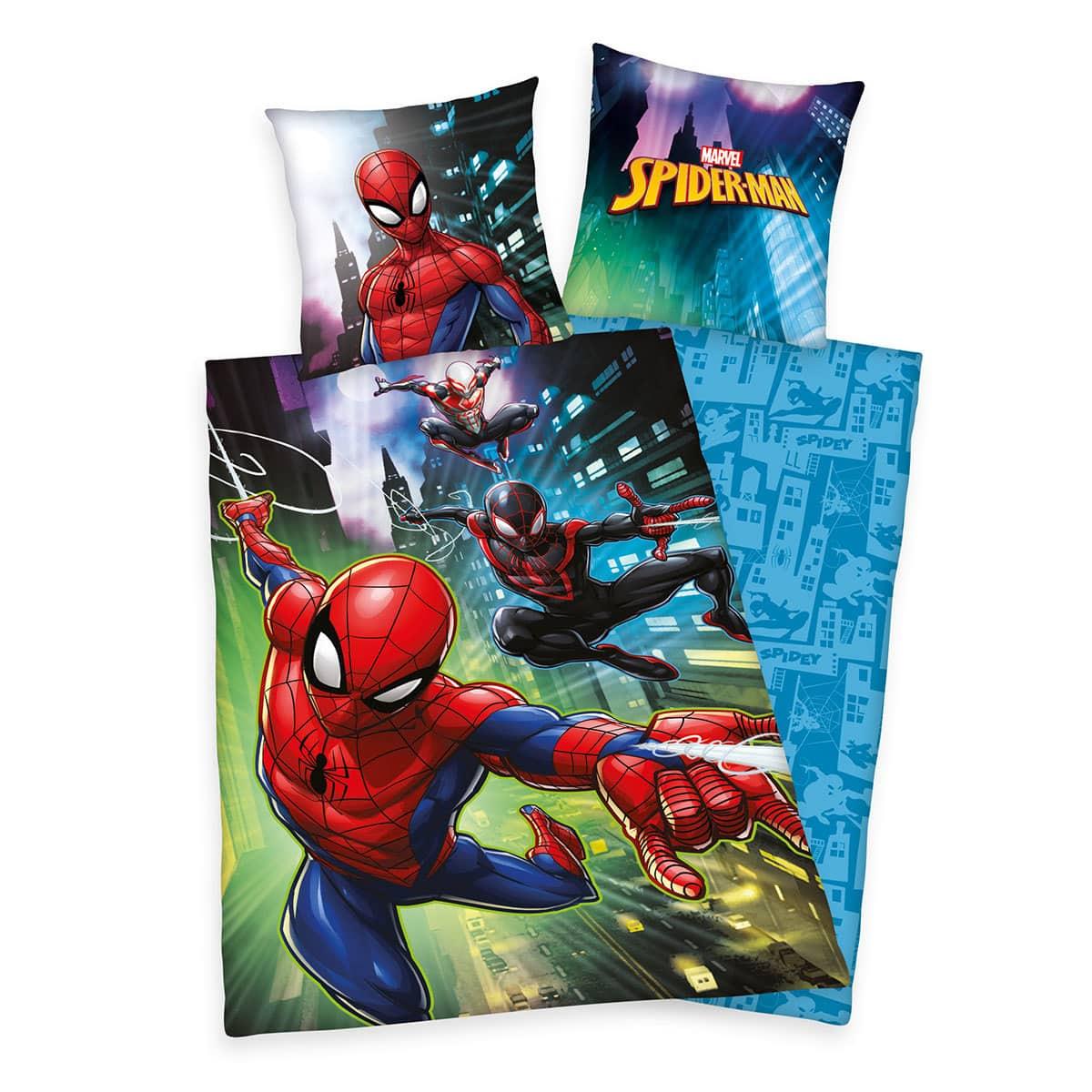 herding wendebettw sche spiderman g nstig online kaufen. Black Bedroom Furniture Sets. Home Design Ideas
