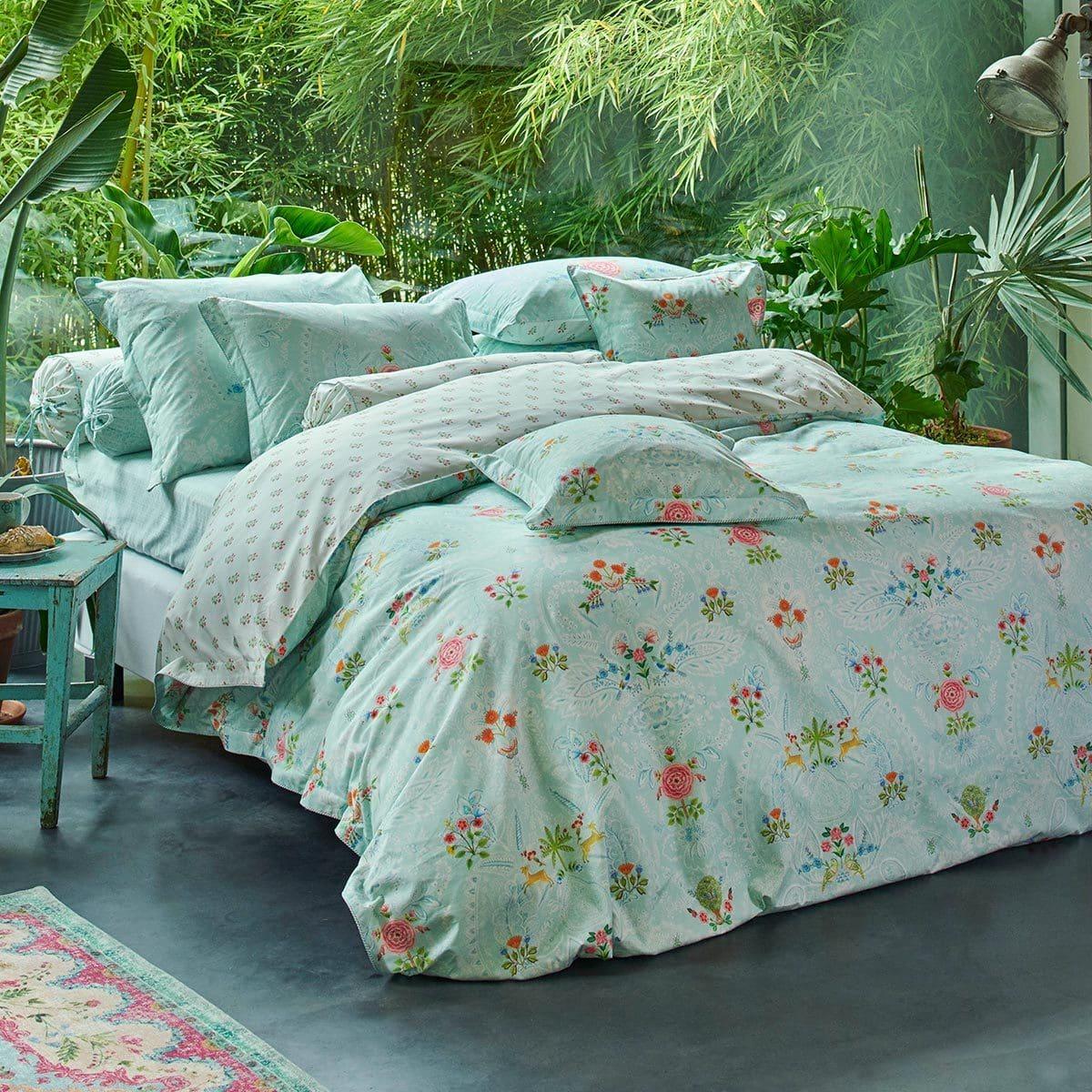 pip studio wendebettw sche yes madam blue g nstig online kaufen bei bettwaren shop. Black Bedroom Furniture Sets. Home Design Ideas
