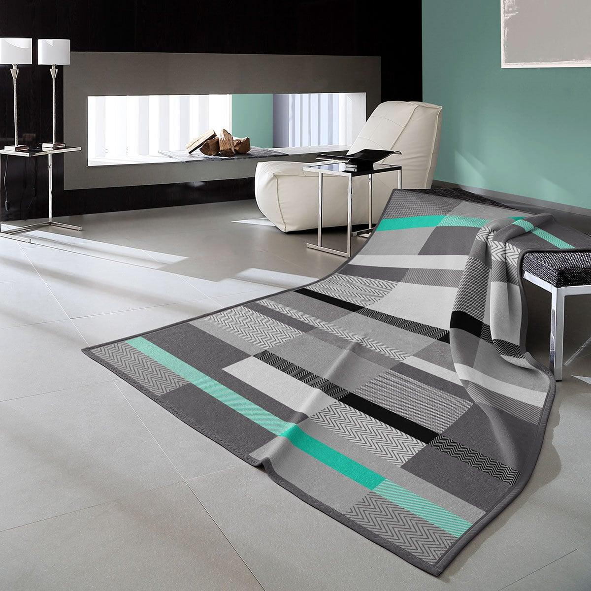 biederlack wohndecke dream cotton attribut t rkis g nstig online kaufen bei bettwaren shop. Black Bedroom Furniture Sets. Home Design Ideas