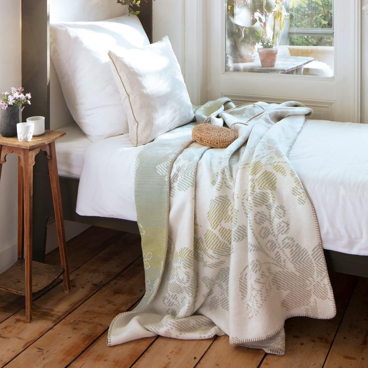 Biederlack Wohndecke Flower Bed