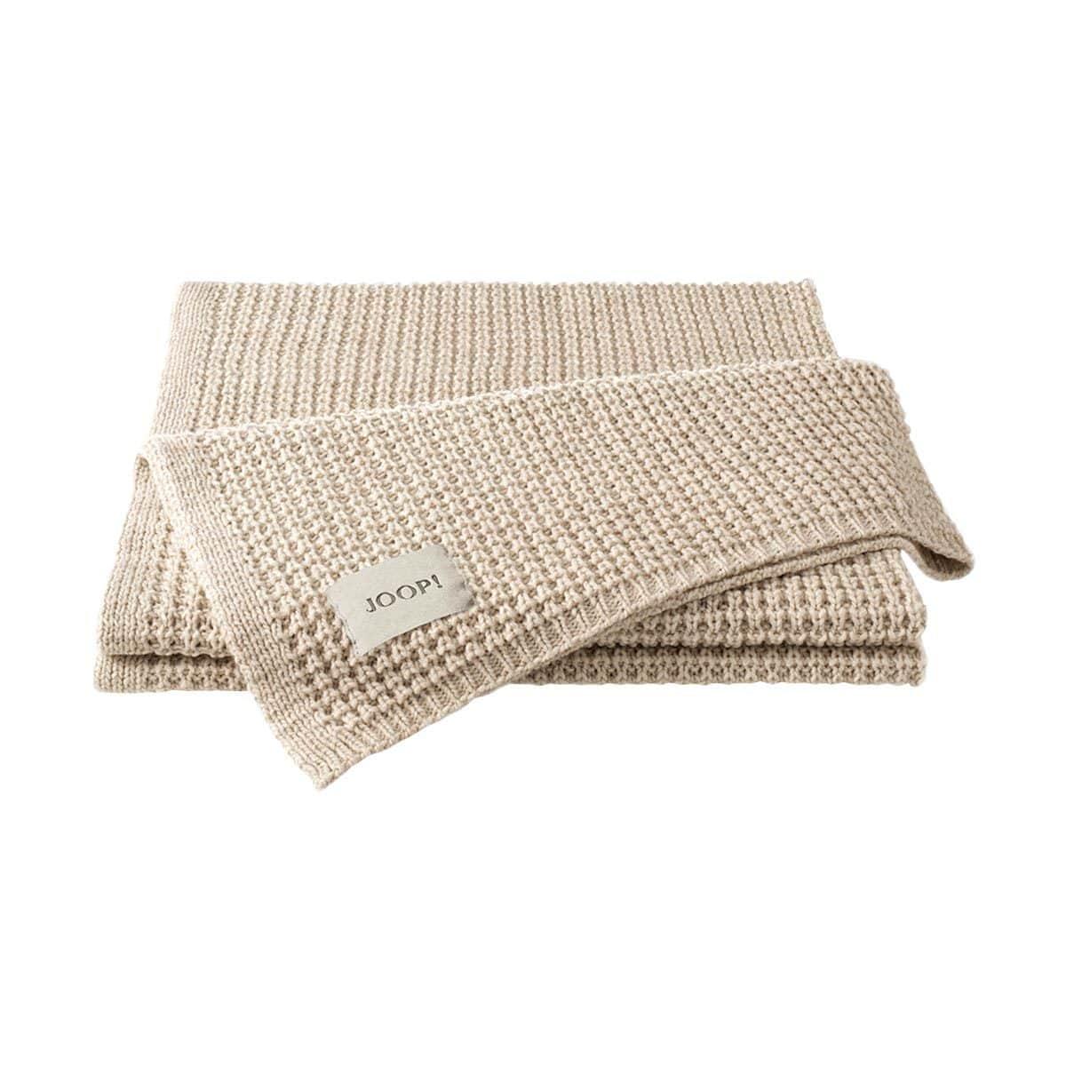 JOOP Wohndecke Knit