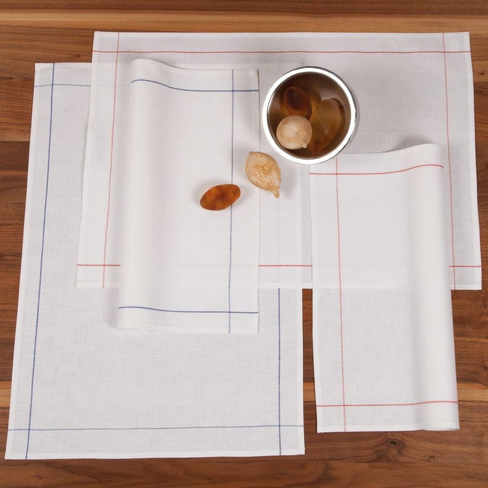 ross zwirn halbleinen geschirrt cher kellnertuch 45x65 cm g nstig online kaufen bei bettwaren shop. Black Bedroom Furniture Sets. Home Design Ideas