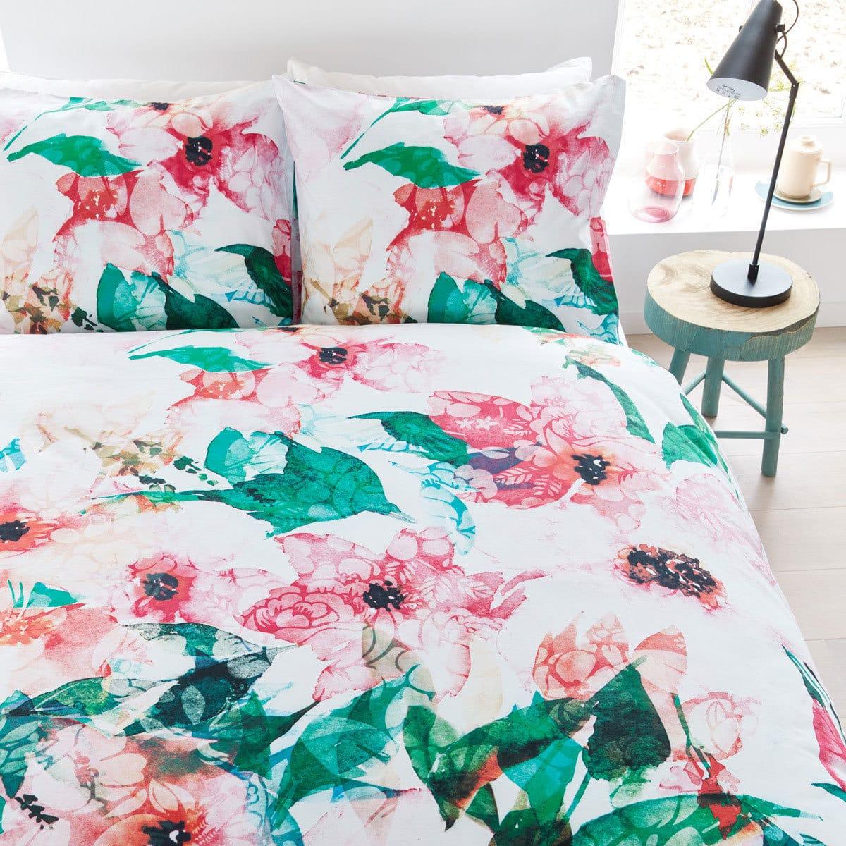 beddinghouse bettw sche floral storm multi g nstig online