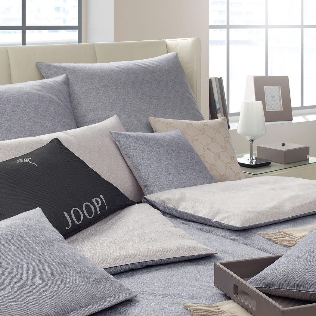 joop bettw sche flowing pearls stone g nstig online kaufen. Black Bedroom Furniture Sets. Home Design Ideas