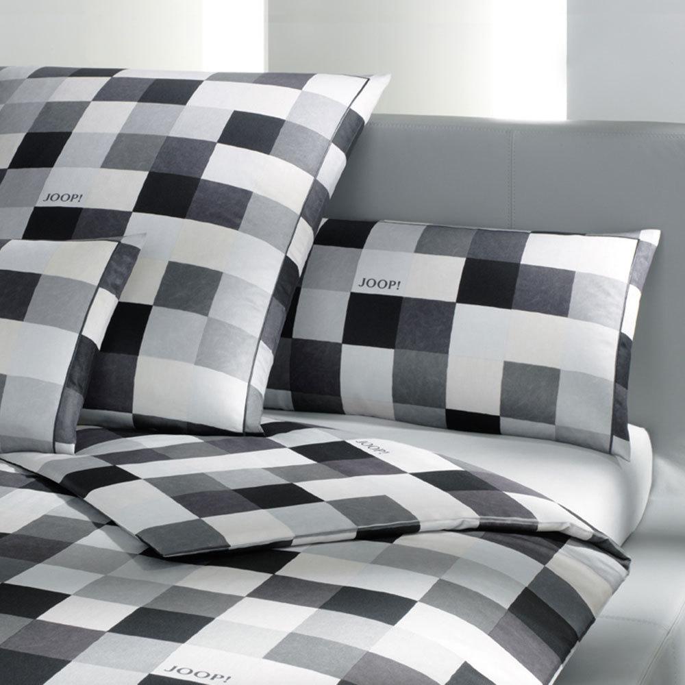 joop bettw sche mosaik kiesel 4003 99 g nstig online. Black Bedroom Furniture Sets. Home Design Ideas