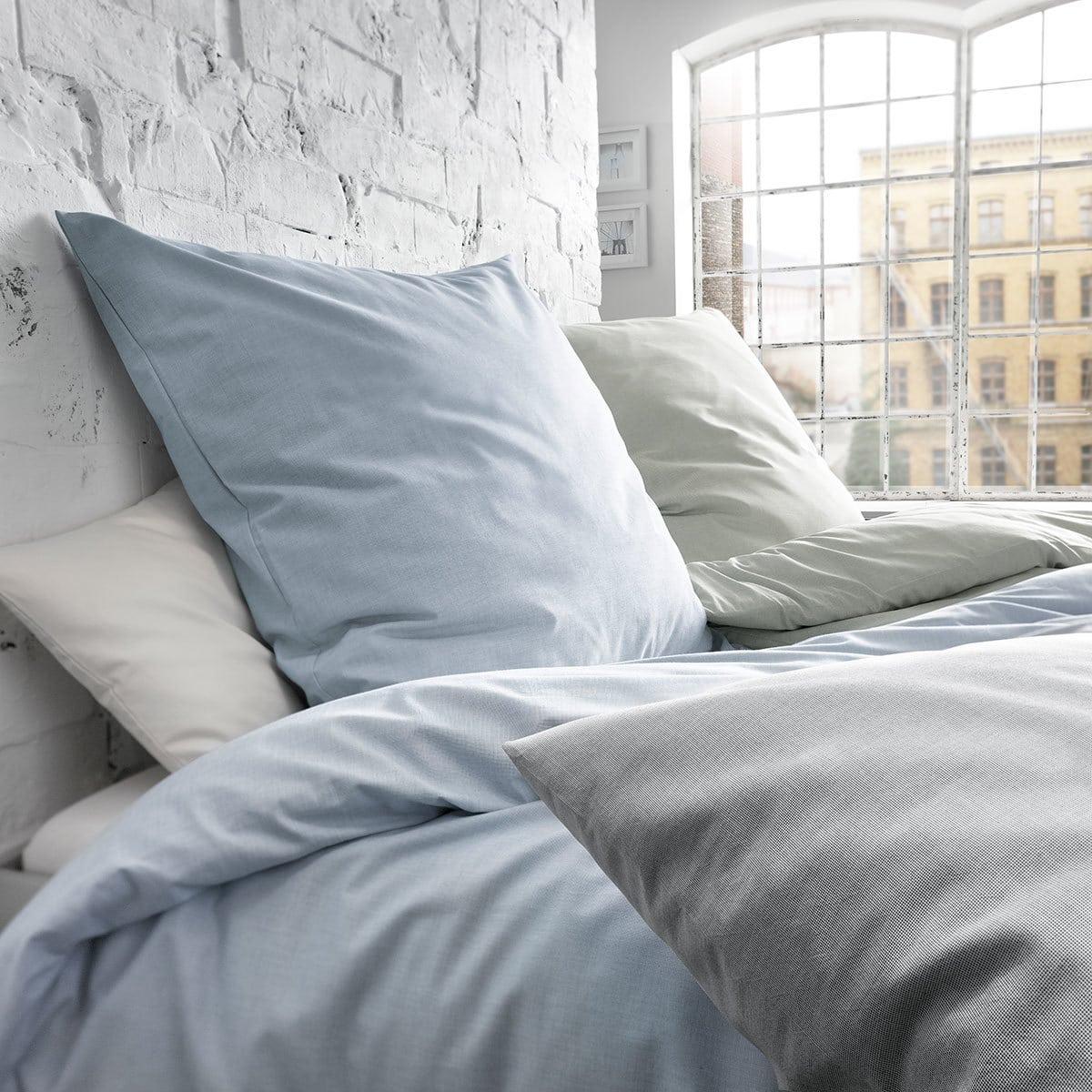 fleuresse bettw sche porto denim g nstig online kaufen bei bettwaren shop. Black Bedroom Furniture Sets. Home Design Ideas
