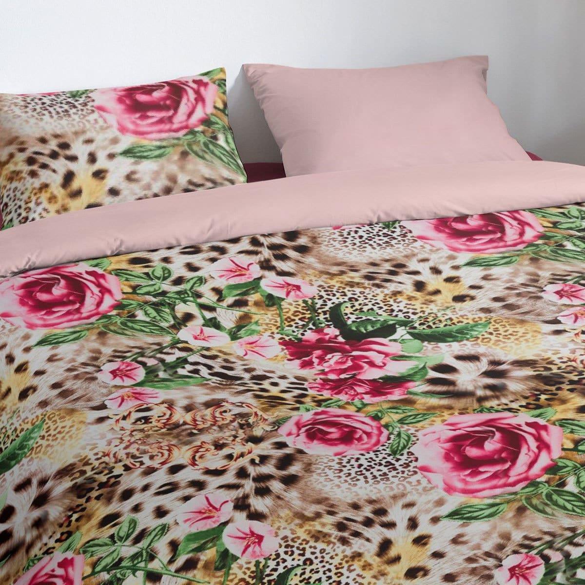 good morning bettw sche rose g nstig online kaufen bei bettwaren shop. Black Bedroom Furniture Sets. Home Design Ideas