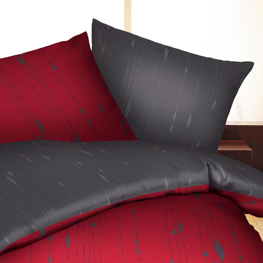 bettwarenshop biber bettw sche cocoon rubin g nstig online kaufen bei bettwaren shop. Black Bedroom Furniture Sets. Home Design Ideas