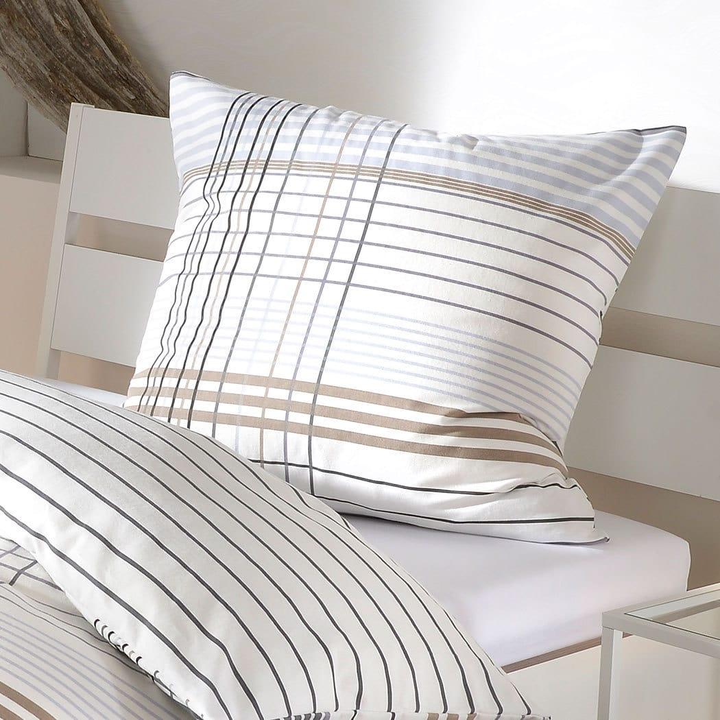 bettwarenshop biber bettw sche tommy g nstig online kaufen bei bettwaren shop. Black Bedroom Furniture Sets. Home Design Ideas