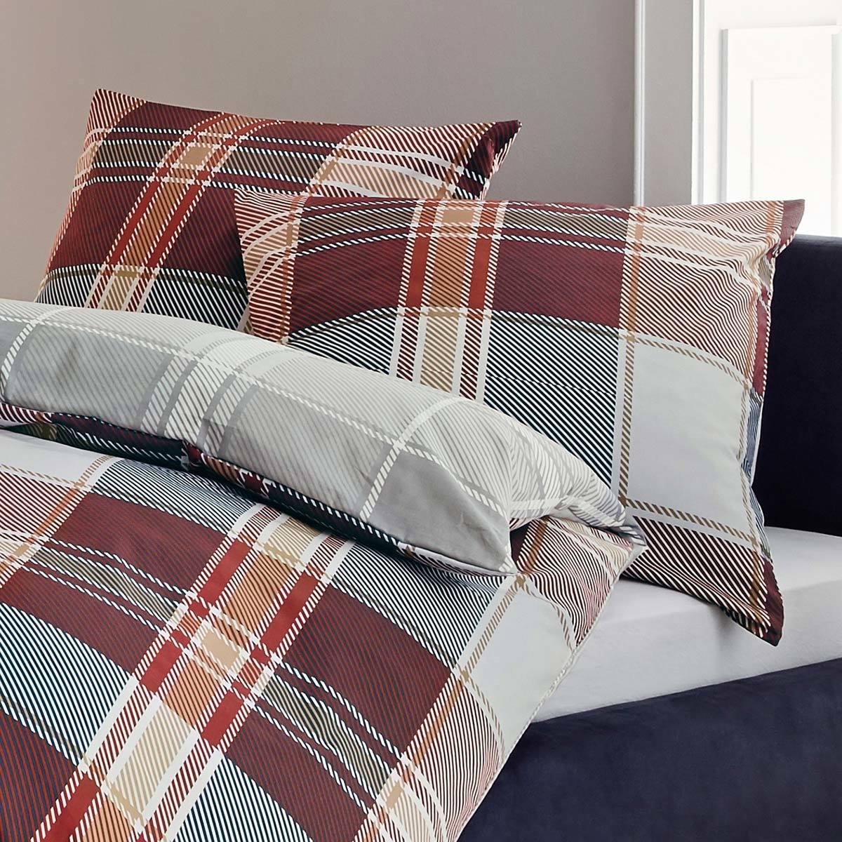 s oliver feinflanell bettw sche 6140 460 g nstig online kaufen bei bettwaren shop. Black Bedroom Furniture Sets. Home Design Ideas