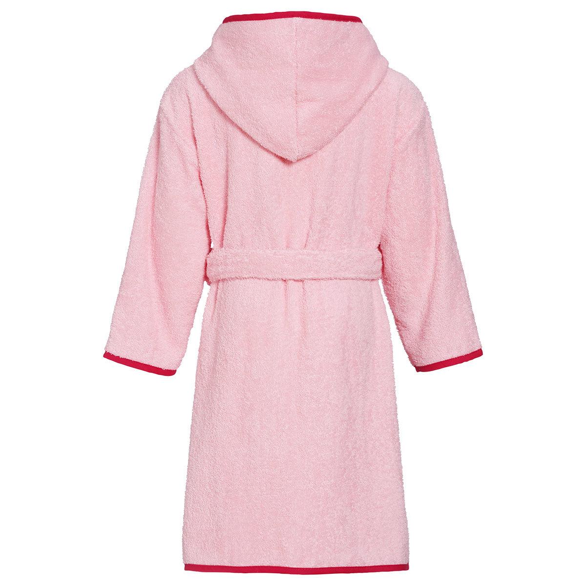 playshoes frottee bademantel eule rosa g nstig online kaufen bei bettwaren shop. Black Bedroom Furniture Sets. Home Design Ideas