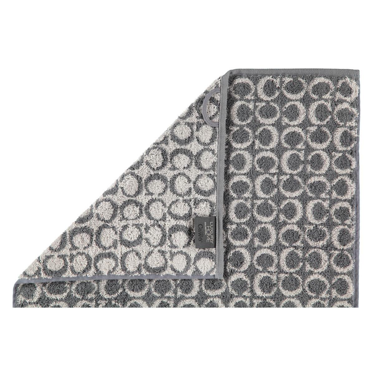 caw handt cher 605 two tone c allover schiefer g nstig online kaufen bei bettwaren shop. Black Bedroom Furniture Sets. Home Design Ideas