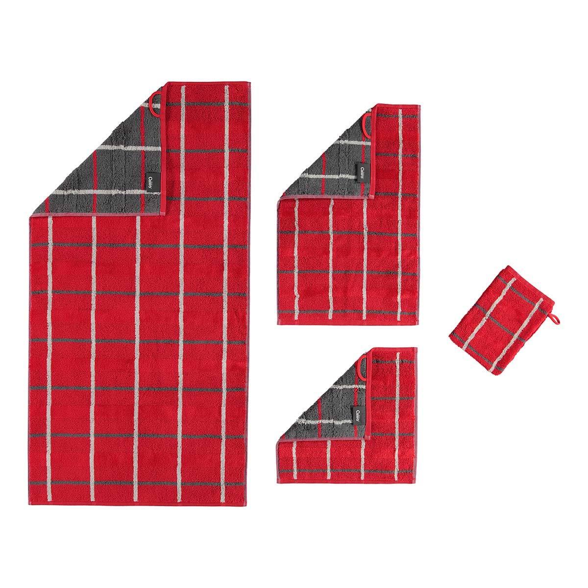 caw handt cher noblesse square karo 1079 g nstig online kaufen bei bettwaren shop. Black Bedroom Furniture Sets. Home Design Ideas