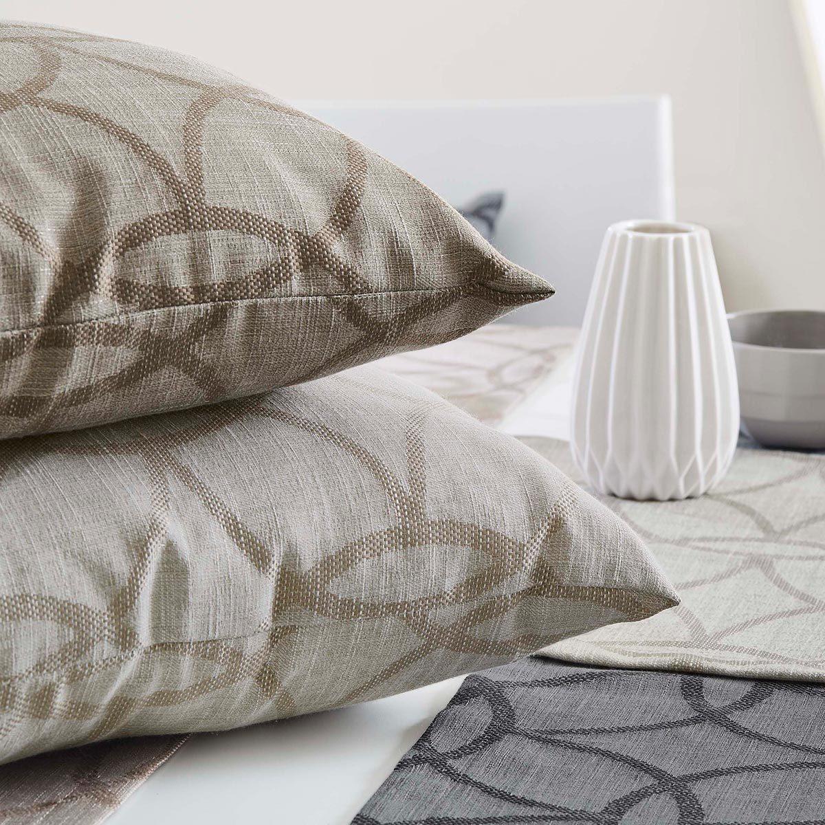 sun garden jacquard kissenh lle prestige g nstig online kaufen bei bettwaren shop. Black Bedroom Furniture Sets. Home Design Ideas