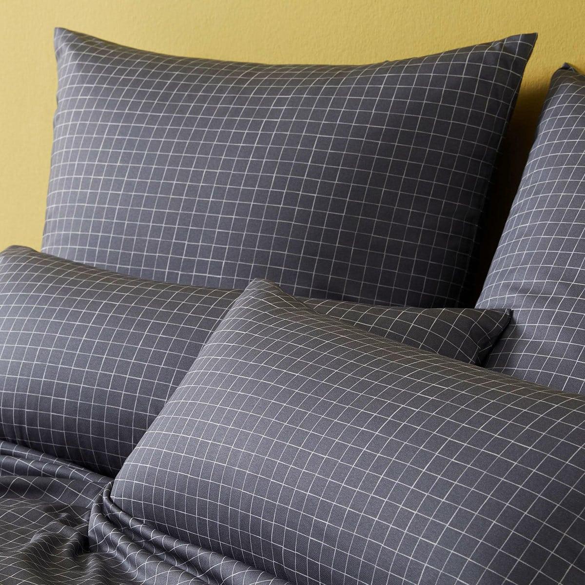 elegante jersey bettw sche dice coal g nstig online kaufen bei bettwaren shop. Black Bedroom Furniture Sets. Home Design Ideas