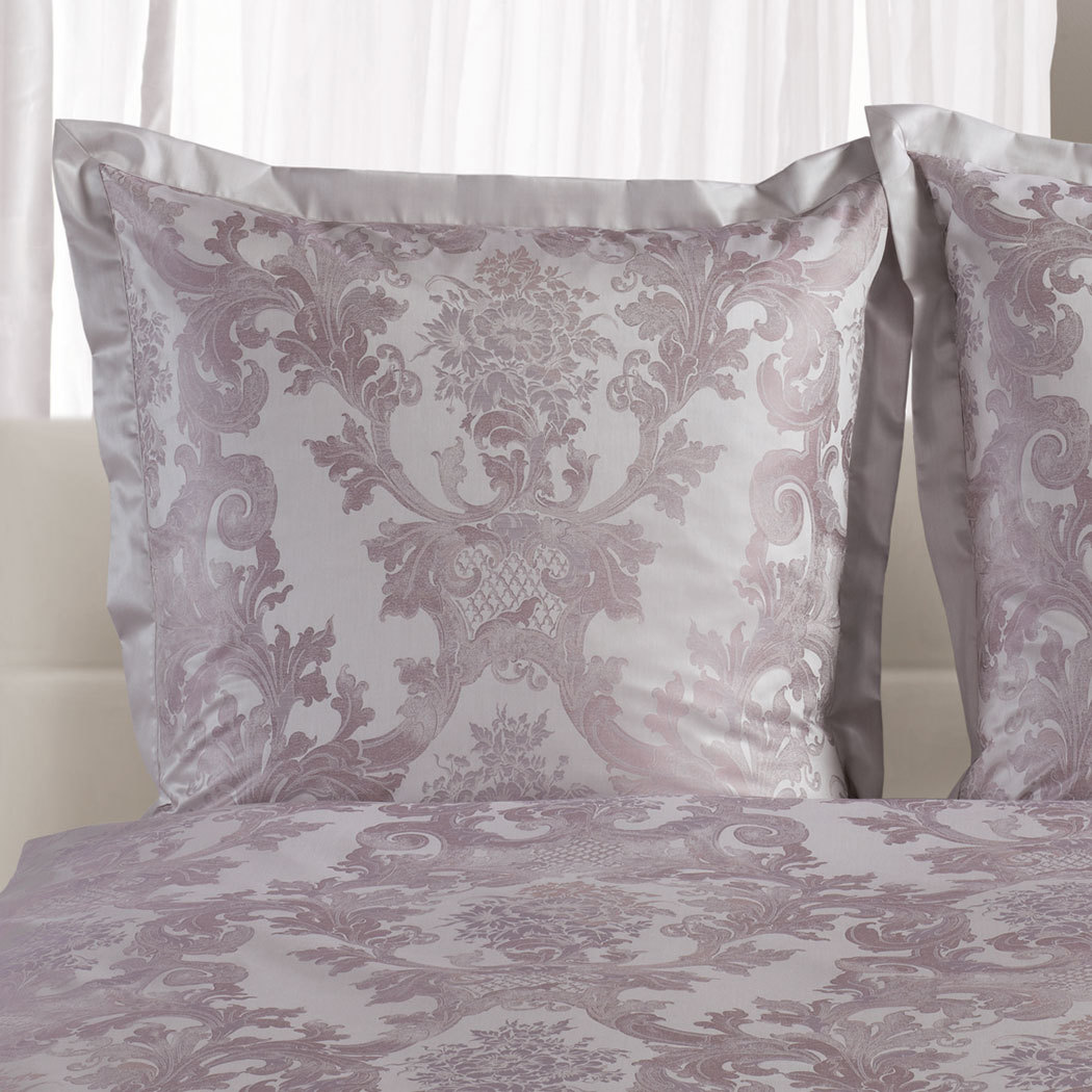 curt bauer mako brokat damast bettw sche louis xiv mauve g nstig online kaufen bei bettwaren shop. Black Bedroom Furniture Sets. Home Design Ideas