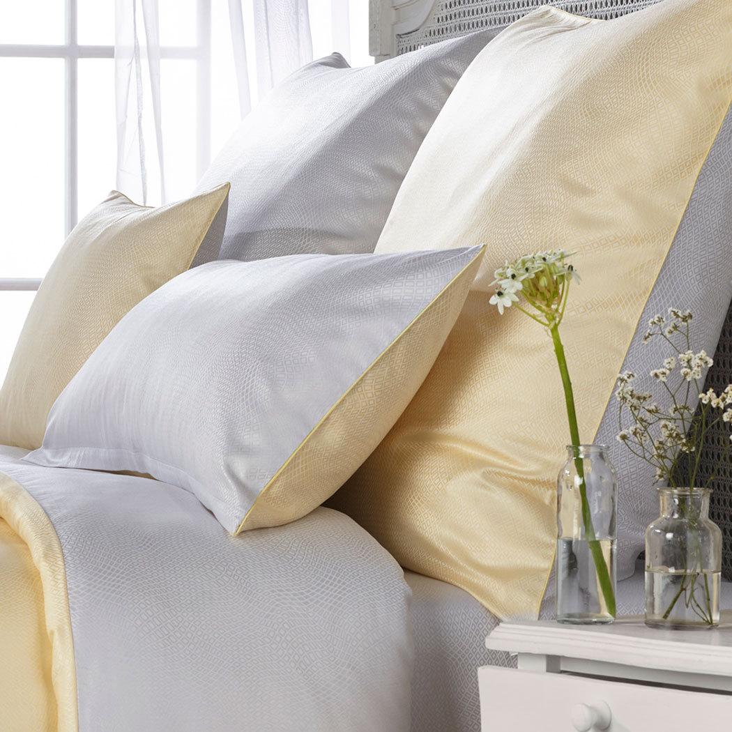 curt bauer mako brokat damast wendebettw sche gwen zitrone g nstig online kaufen bei bettwaren shop. Black Bedroom Furniture Sets. Home Design Ideas