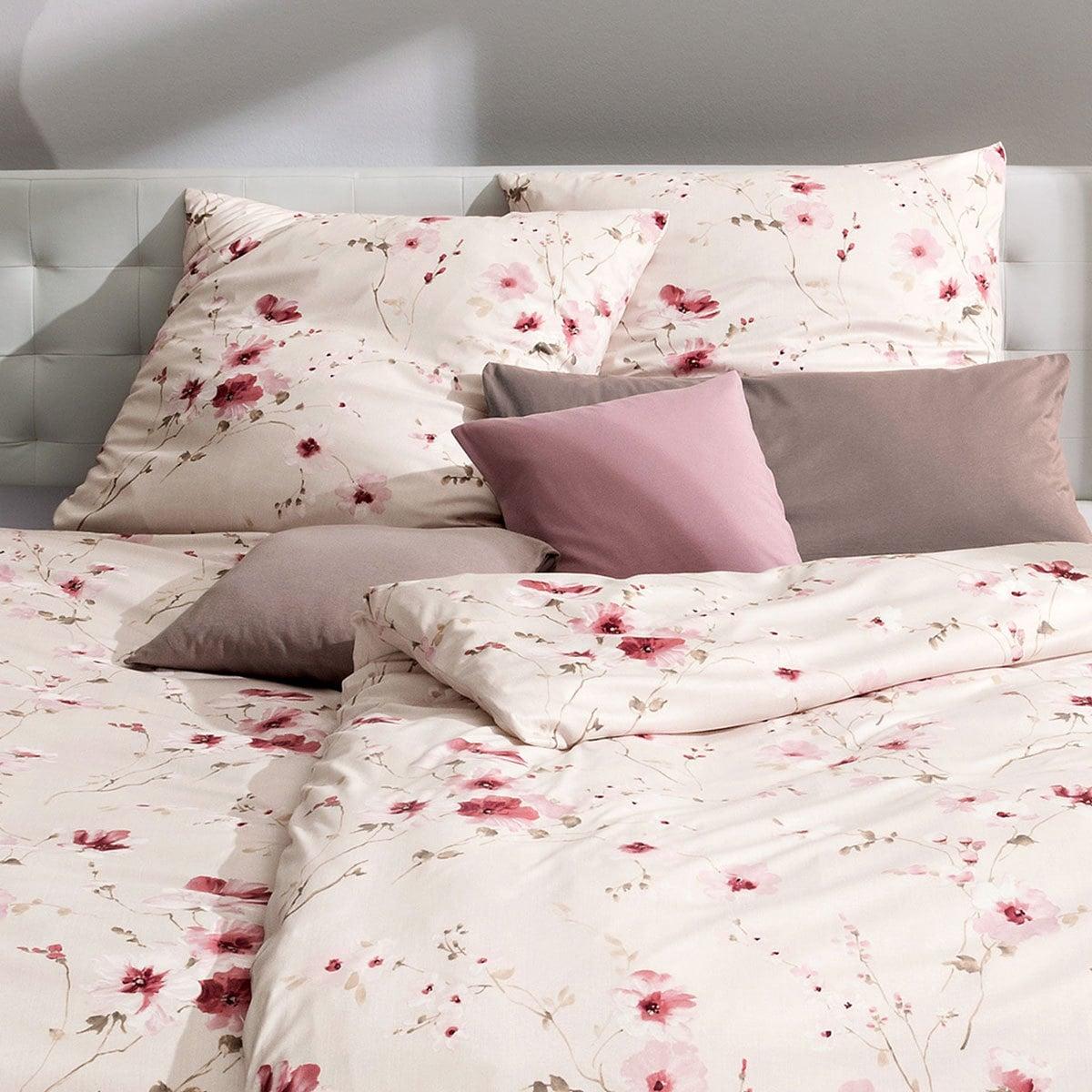 estella mako interlock jersey bettw sche emma azalee. Black Bedroom Furniture Sets. Home Design Ideas