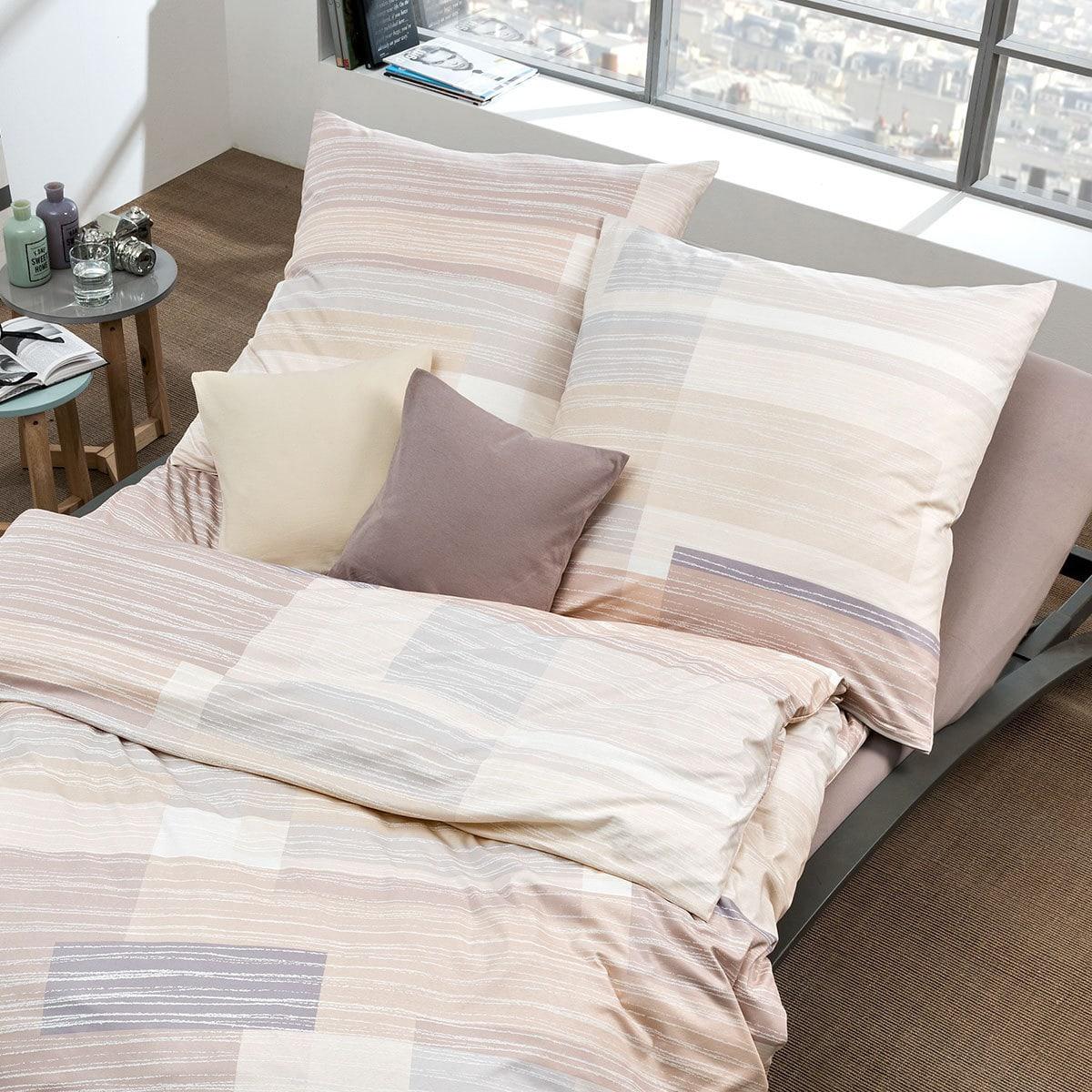estella mako interlock jersey bettw sche henry sand g nstig online kaufen bei bettwaren shop. Black Bedroom Furniture Sets. Home Design Ideas