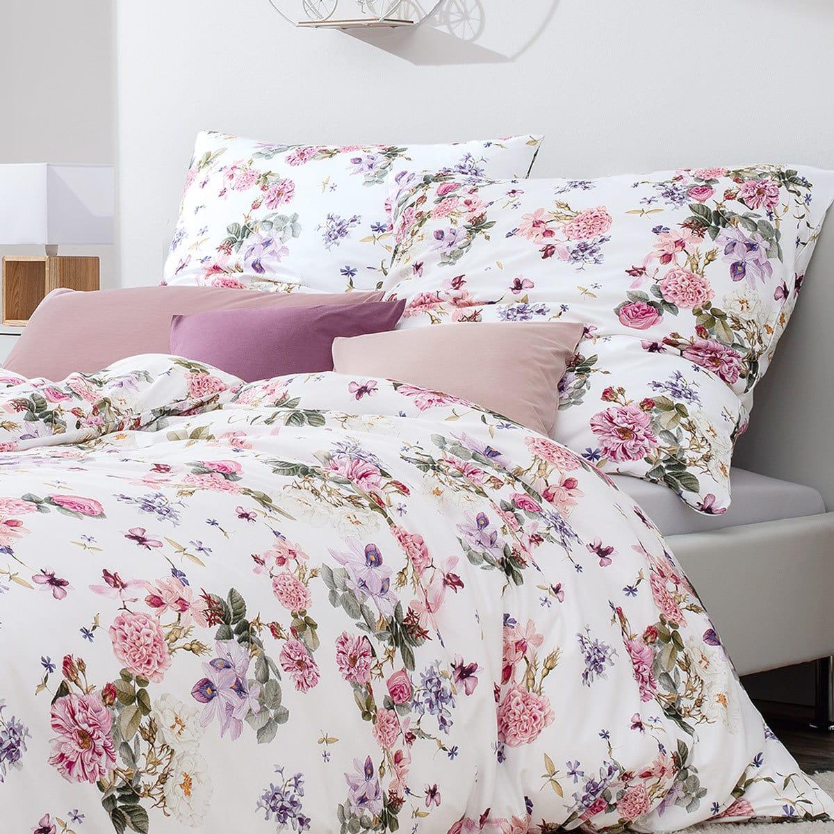 estella mako interlock jersey bettw sche olivia maulbeer. Black Bedroom Furniture Sets. Home Design Ideas