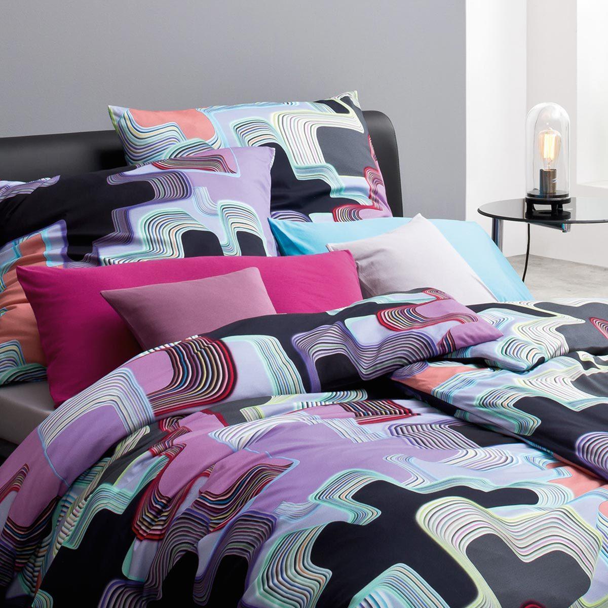estella mako interlock jersey kamil multicolor g nstig. Black Bedroom Furniture Sets. Home Design Ideas