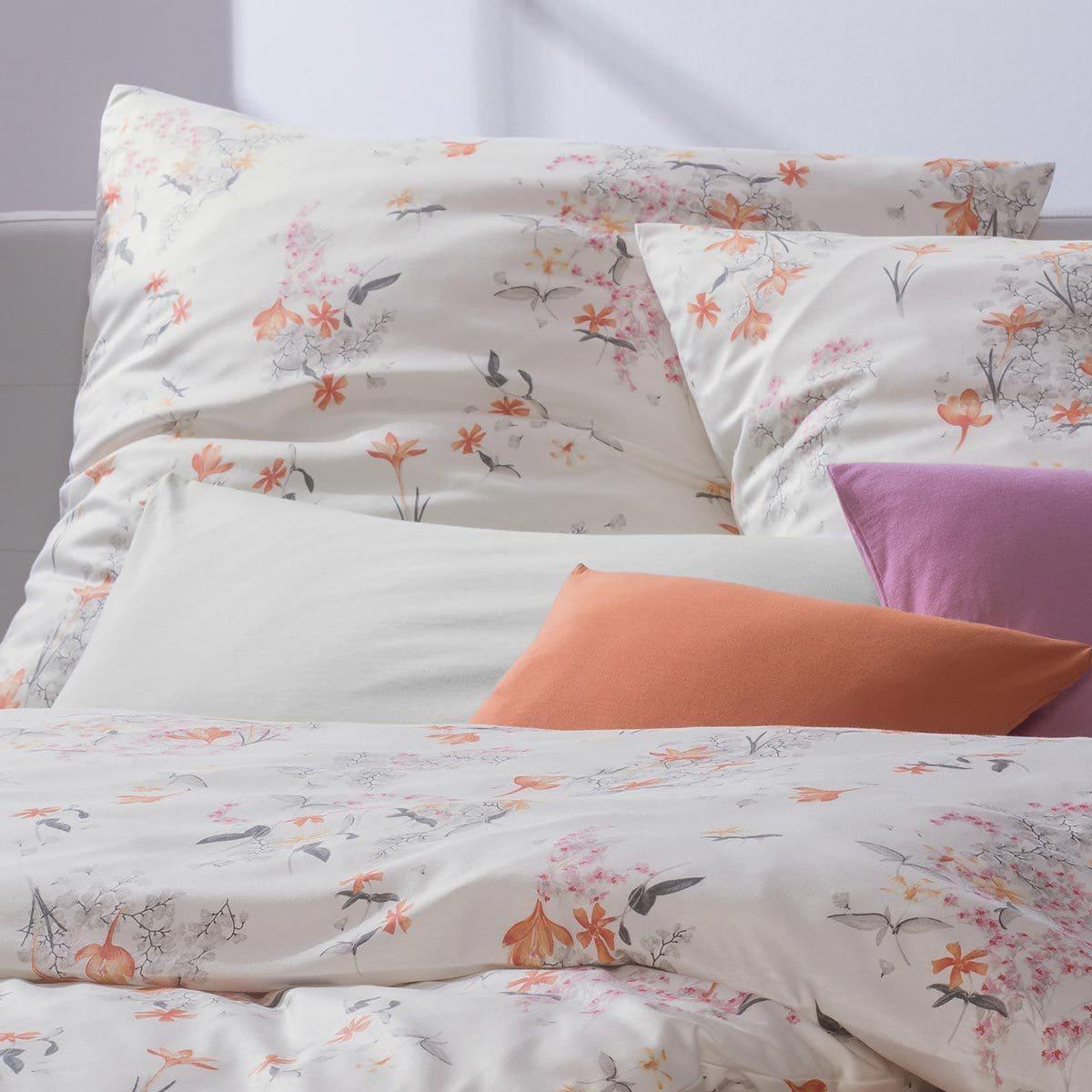 estella mako interlock jersey marisa apricot g nstig online kaufen bei bettwaren shop. Black Bedroom Furniture Sets. Home Design Ideas