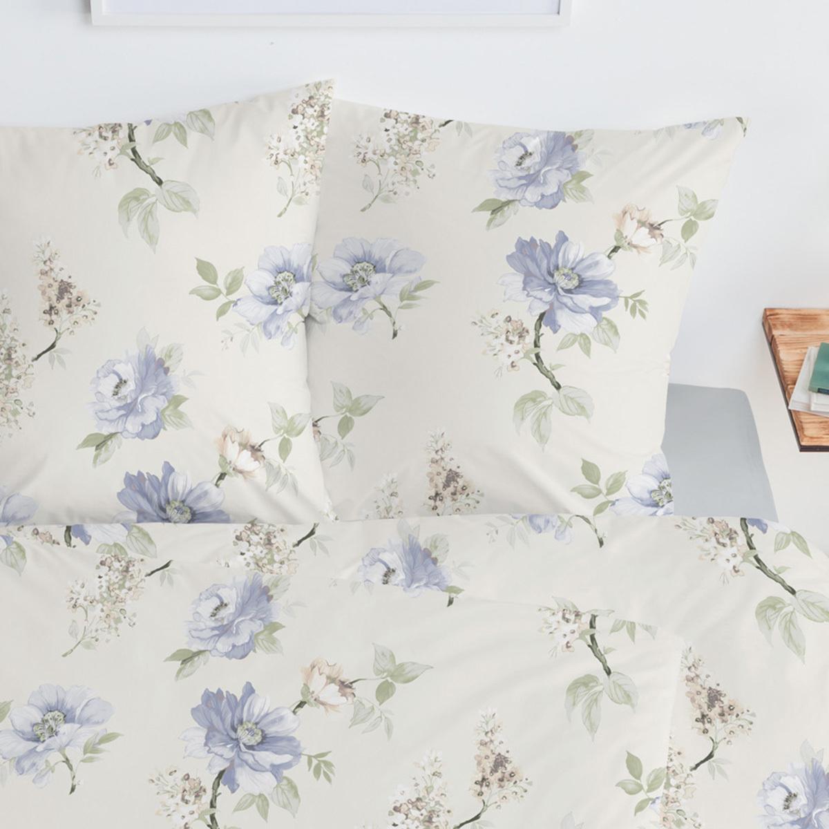 estella mako satin bettw sche 7028 160 hellblau g nstig online kaufen bei bettwaren shop. Black Bedroom Furniture Sets. Home Design Ideas