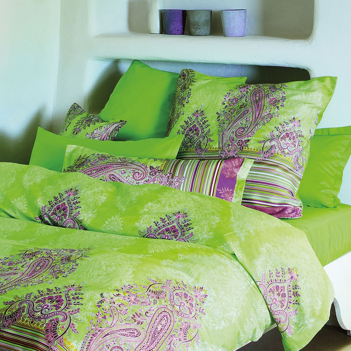 bassetti mako satin bettw sche elba v2 g nstig online kaufen bei bettwaren shop. Black Bedroom Furniture Sets. Home Design Ideas