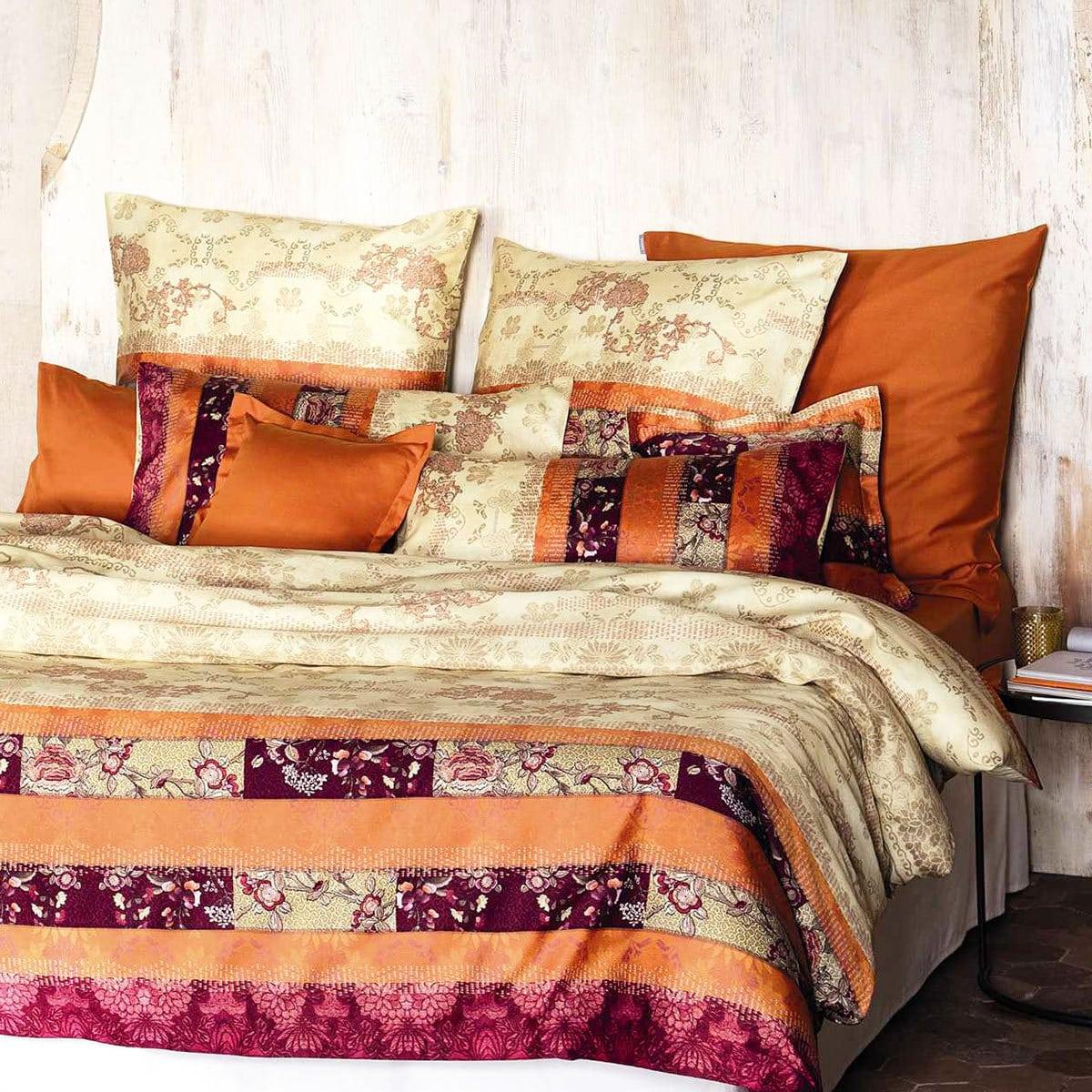 bassetti mako satin bettw sche ghirlandaio v9 g nstig online kaufen bei bettwaren shop. Black Bedroom Furniture Sets. Home Design Ideas