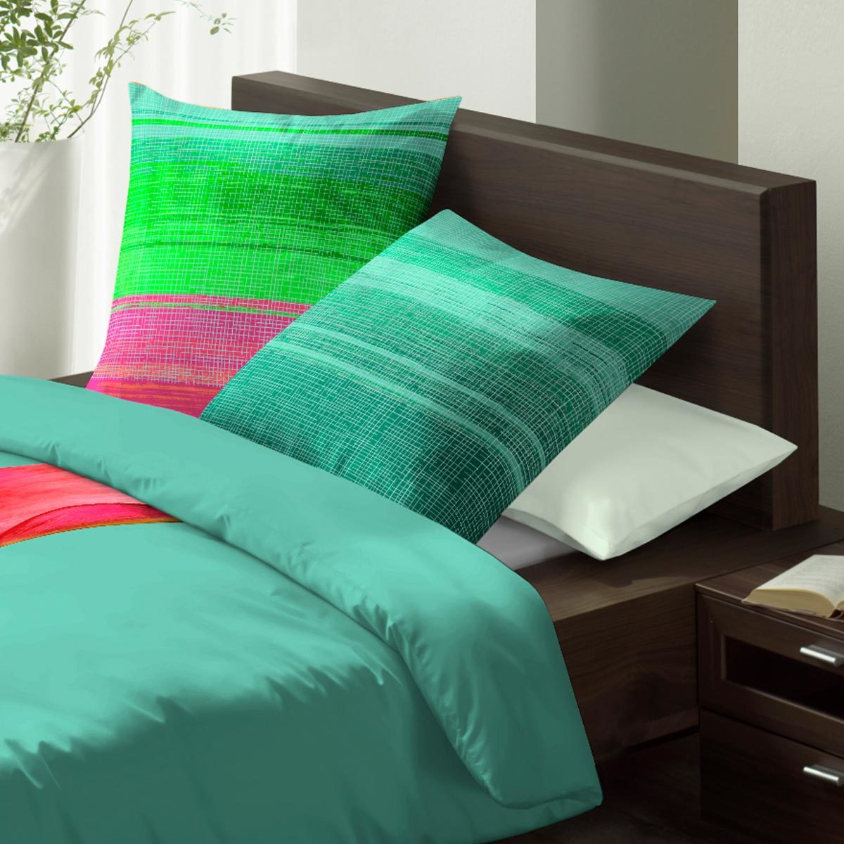 fleuresse mako satin bettw sche milano 113567 g nstig online kaufen bei bettwaren shop. Black Bedroom Furniture Sets. Home Design Ideas