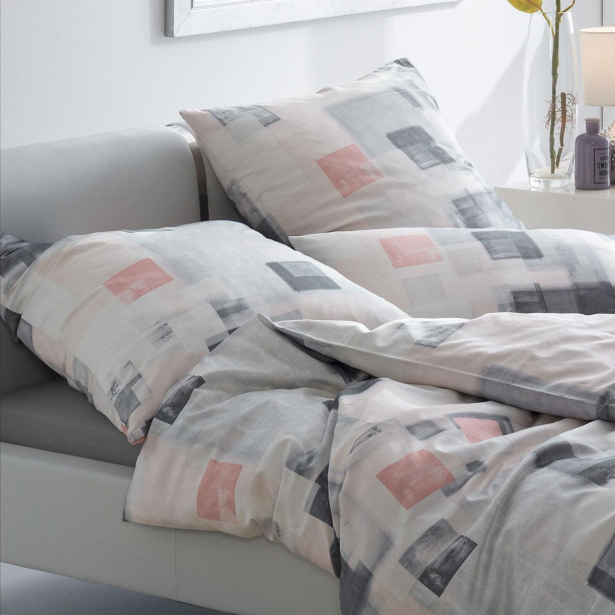 estella mako satin bettw sche robin grau g nstig online kaufen bei bettwaren shop. Black Bedroom Furniture Sets. Home Design Ideas