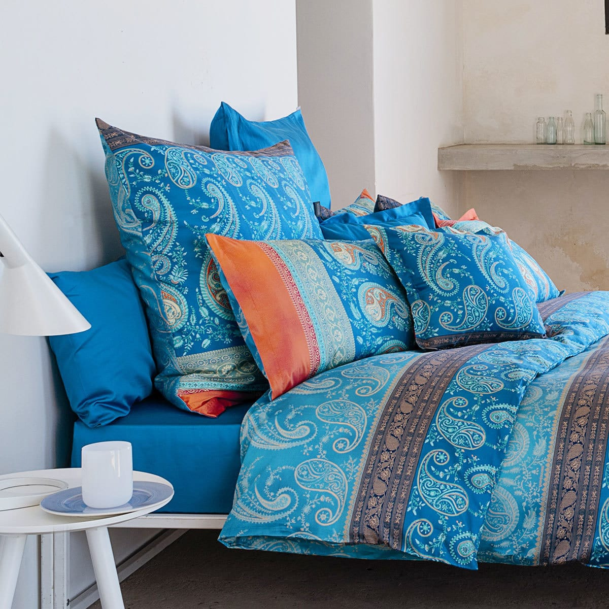 bassetti mako satin bettw sche scauri v3 g nstig online kaufen bei bettwaren shop. Black Bedroom Furniture Sets. Home Design Ideas
