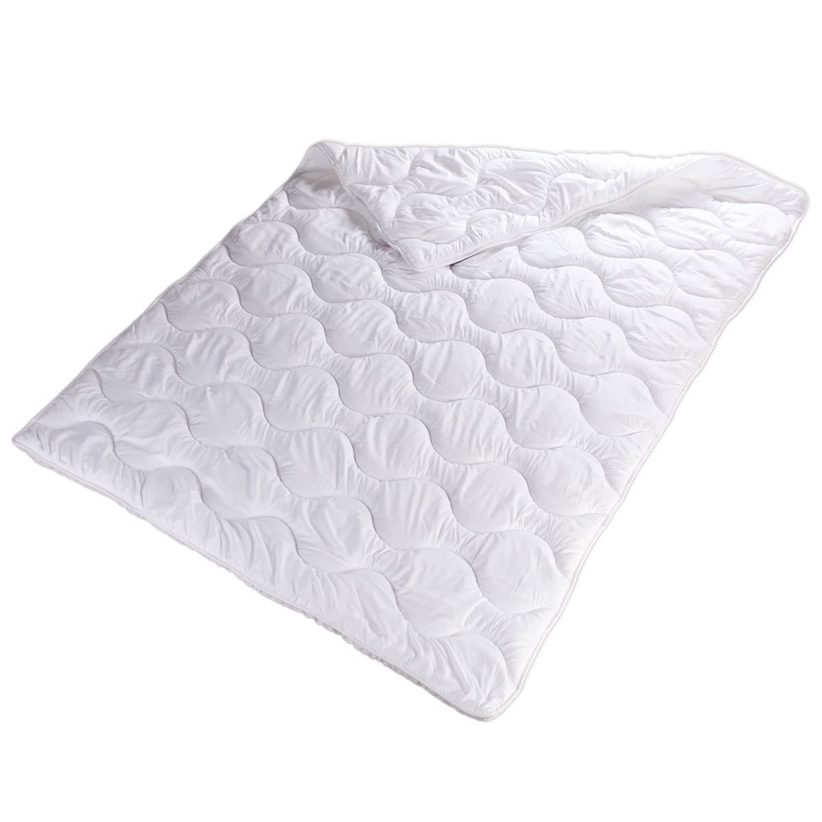 bettwarenshop microfaser set 4 jahreszeiten bettdecke und kopfkissen g nstig online kaufen bei. Black Bedroom Furniture Sets. Home Design Ideas