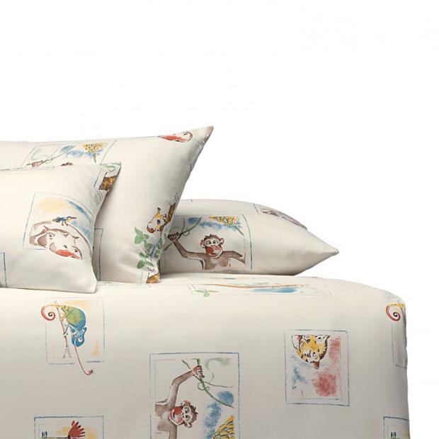 cotonea satin bettw sche dschungel g nstig online kaufen bei bettwaren shop. Black Bedroom Furniture Sets. Home Design Ideas