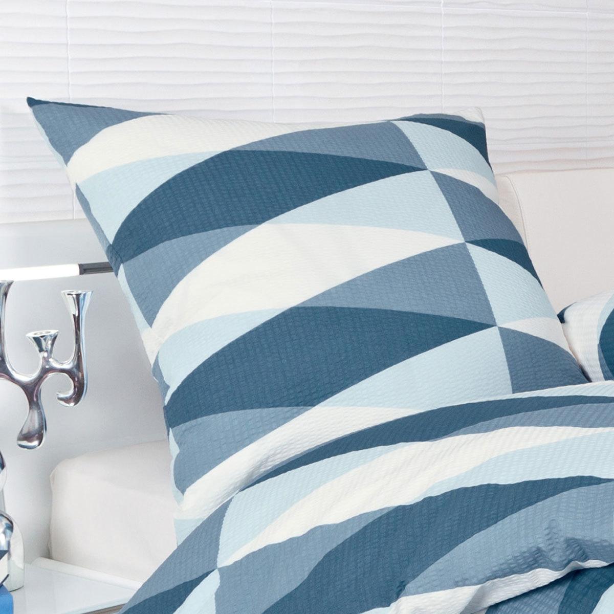 Bettwaren Wäsche Matratzen Janine Design Seersucker Bettwäsche