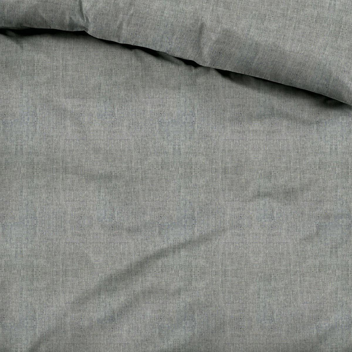 tom tailor uni bettw sche 49853 809 anthrazit g nstig. Black Bedroom Furniture Sets. Home Design Ideas