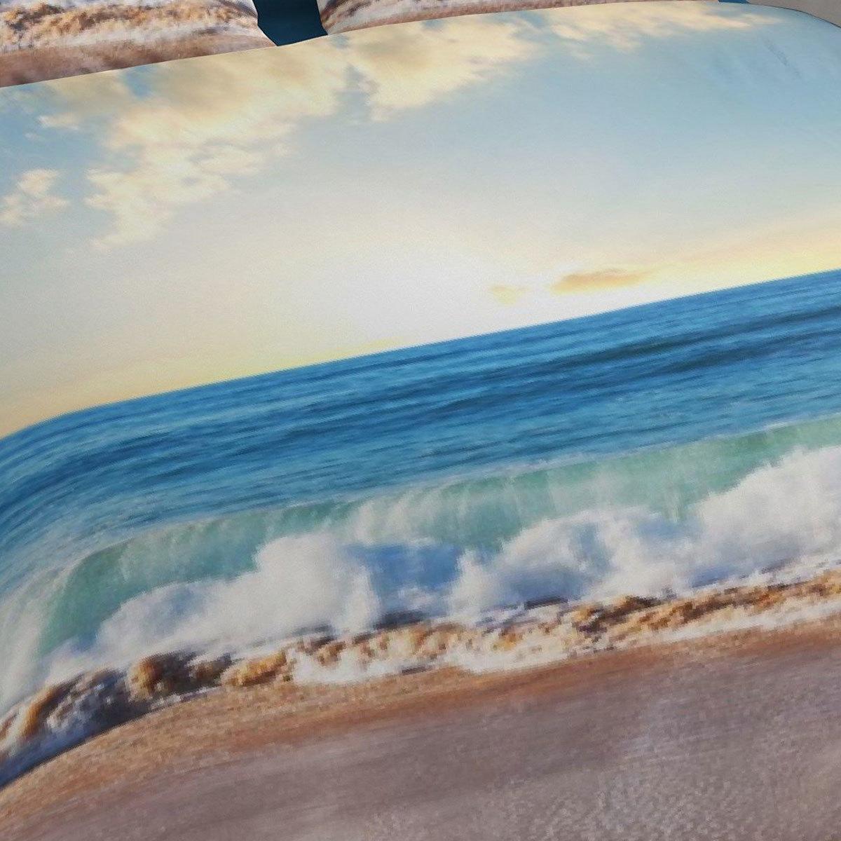 Strand Thema Bettwäsche Ltesgolflacaml