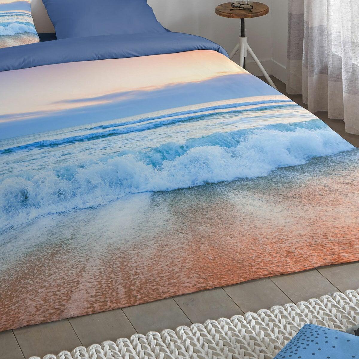 traumschlaf bettwäsche meer und strand günstig online