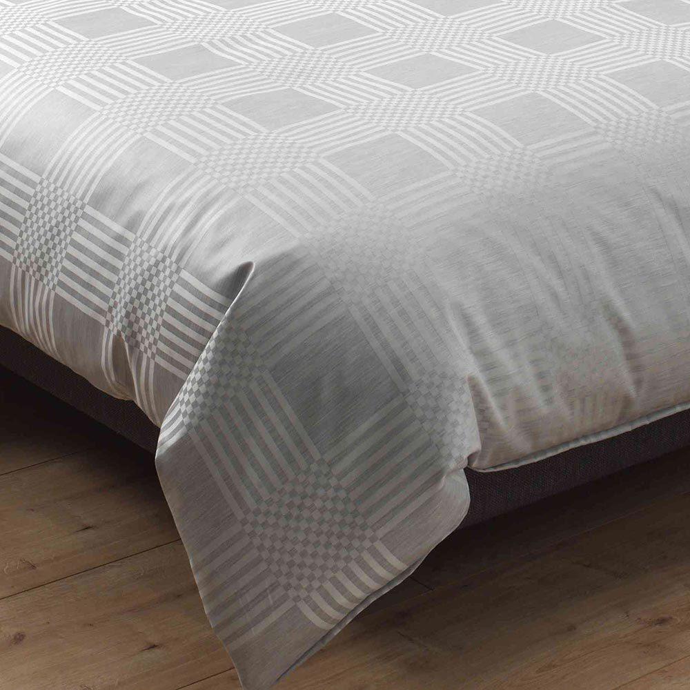 elegante bettw sche palladium silber g nstig online kaufen bei bettwaren shop. Black Bedroom Furniture Sets. Home Design Ideas