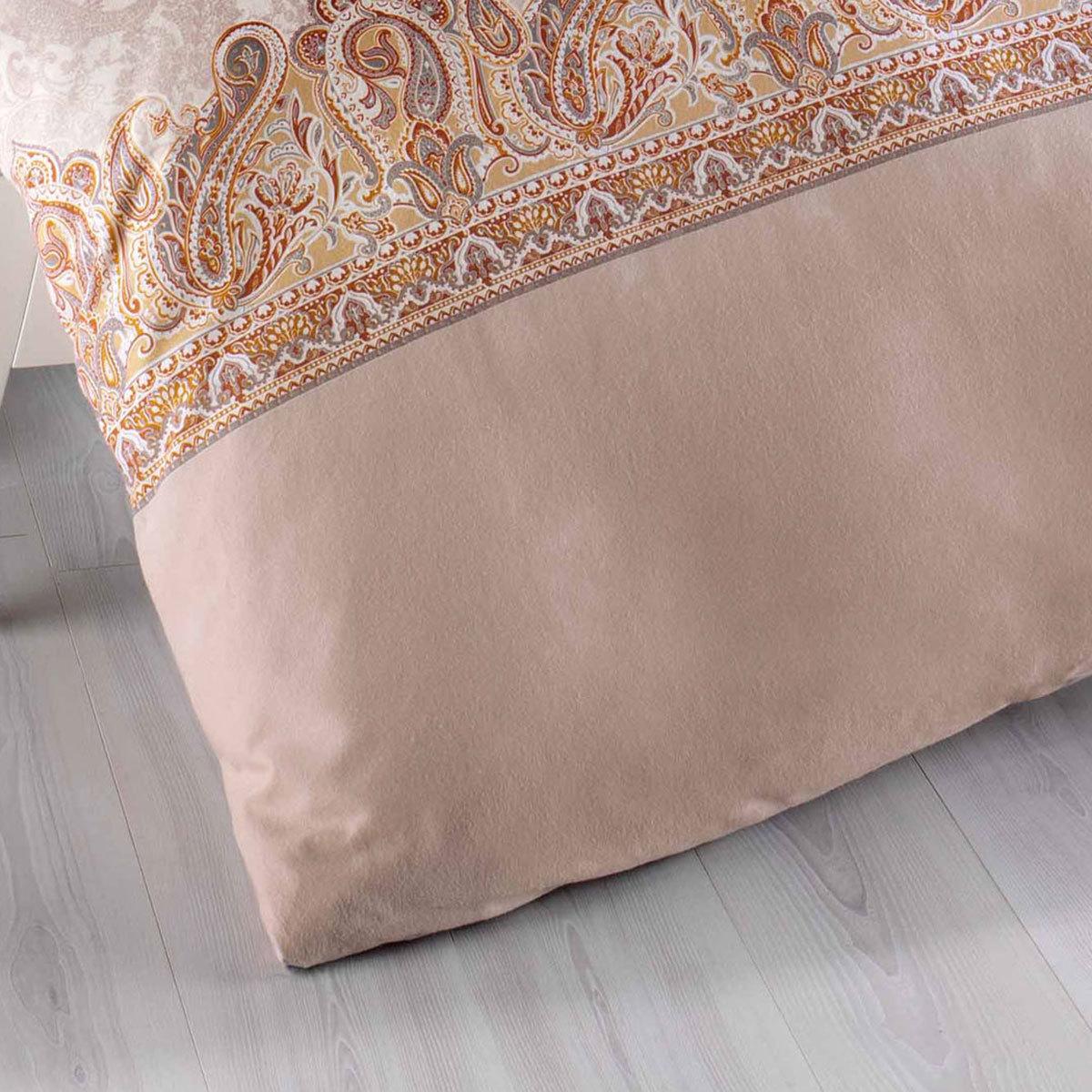 kaeppel biber bettw sche persis natur g nstig online kaufen bei bettwaren shop. Black Bedroom Furniture Sets. Home Design Ideas